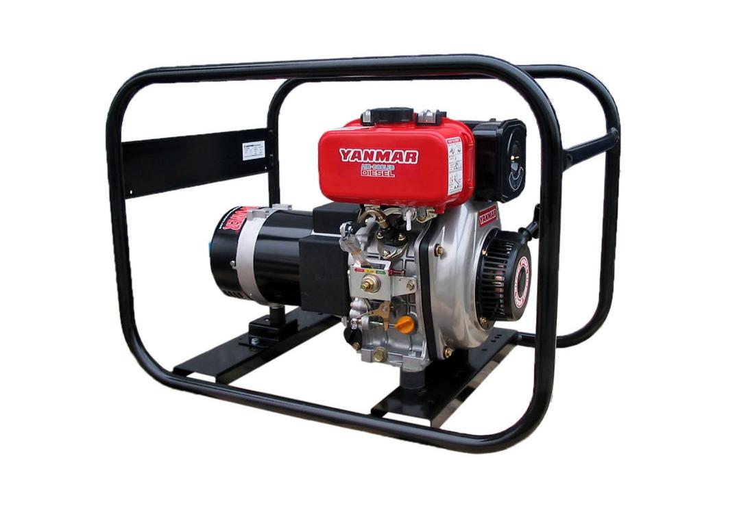 Дизельный генератор (электростанция) Europower EP 2800 D